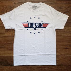 Top Gun T-Shirt 100% Cotton